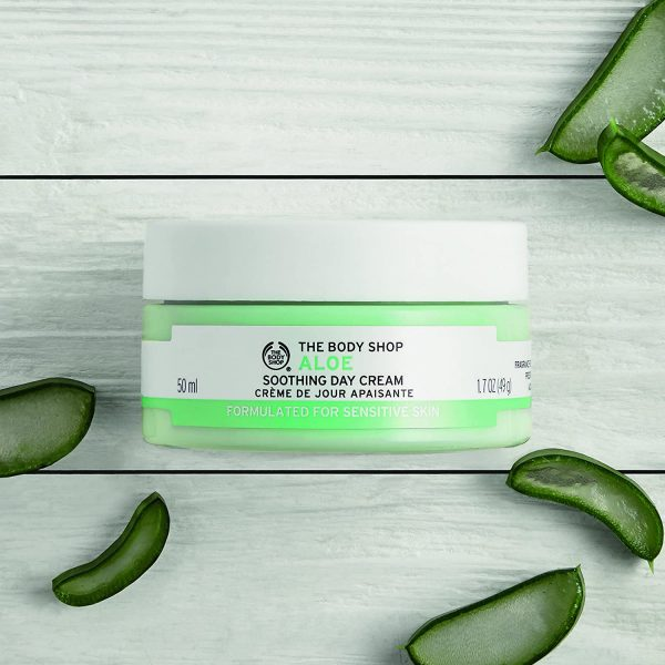The Body Shop Aloe Soothing Day Cream5 Smartmom Bangladesh