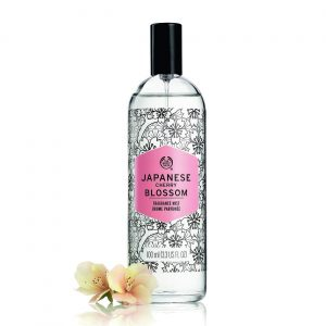 The Body Shop Japanese Cherry Blossom Fragrance Mist 100ml Smartmom Bangladesh
