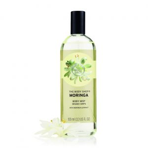 The Body Shop Moringa Body Mist, 100ml Smartmom Bangladesh