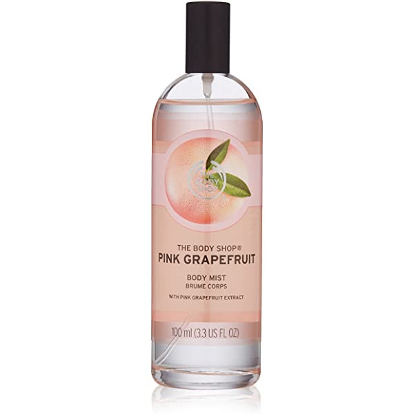 The Body Shop Pink Grapefruit Body Mist 100ml Smartmom Bangladesh