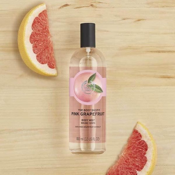 The Body Shop Pink Grapefruit Body Mist 100ml45 Smartmom Bangladesh
