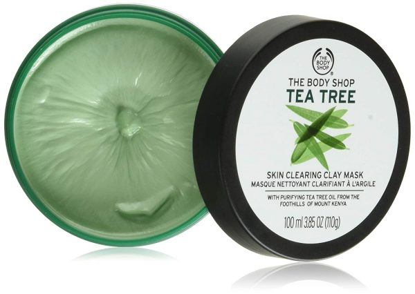 The Body Shop Tea Tree Skin Clearing Clay Face Mask Smartmom Bangladesh
