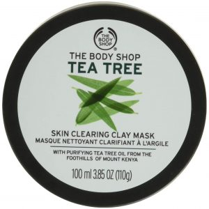 The Body Shop Tea Tree Skin Clearing Clay Face Mask 100ml Smartmom Bangladesh