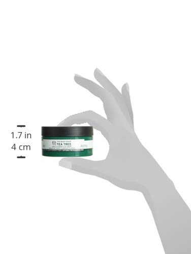 The Body Shop Tea Tree Skin Clearing Clay Face Mask123 Smartmom Bangladesh