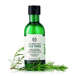 The Body Shop Tea Tree Skin Clearing Mattifying Toner 250ml Smartmom Bangladesh