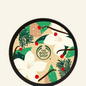 The Body Shop Warn Vanilla Softening Body Butter 200ml Smartmom Bangladesh