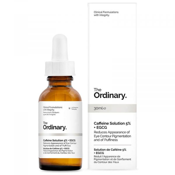 The Ordinary Caffeine Solution 5% EGCG 30ml Smartmom Bangladesh
