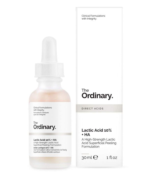 The Ordinary Lactic Acid 10% + Ha 30ml Smartmom Bangladesh