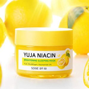 SOME BY MI Yuja Niacin Brightening Sleeping Mask 60g Smartmom Bangladesh