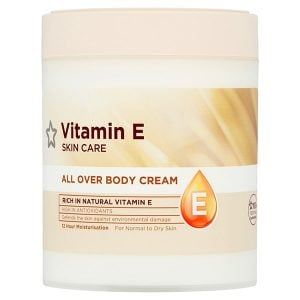 Superdrug Skin Care Rich in Natural Vitamin E Moisturising Body Cream 475ml Smartmom Bangladesh