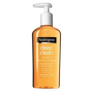 Neutrogena Deep Clean Gel Wash 200ml Smartmom Bangladesh