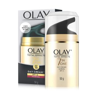 Olay Total Effects 7 In One Day Cream Normal SPF-15 50g Smartmom Bangladesh