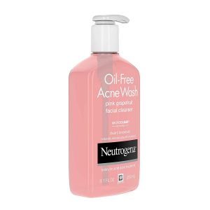 Neutrogena Oil-Free Acne Wash Pink Grapefruit Facial Cleanser 269ml Smartmom Bangladesh