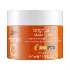 Boots Vitamin C Brightening Sleeping Mask 50ml Smartmom Bangladesh