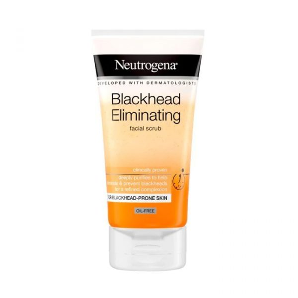 Neutrogena Blackhead Eliminating Facial Scrub 150ml Smartmom Bangladesh