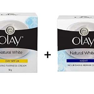 Olay Natural White Fairness Day & Night Cream 50gm Smartmom Bangladesh