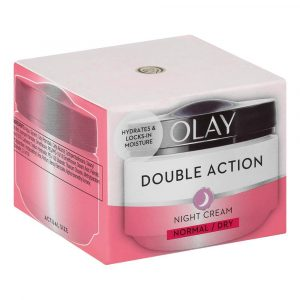 Olay Double Action Night Cream for Normal or Dry Skin 50ml Smartmom Bangladesh