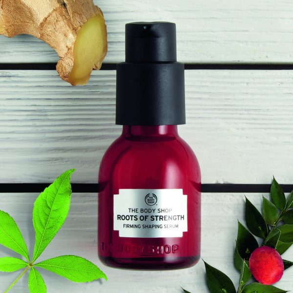 The Body Shop Roots of Strength Firming Shaping Serum 30ml Smartmom Bangladesh