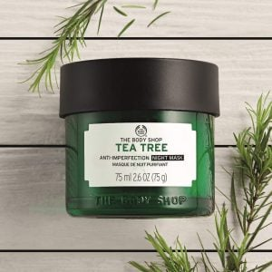 The Body Shop Tea Tree Anti-Imperfection Night Mask 75ml Smartmom Bangladesh