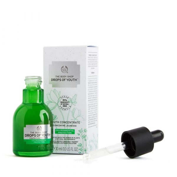 The Body Shop Drops of Youth Concentrate Environmental Protection 30ml Smartmom Bangladesh