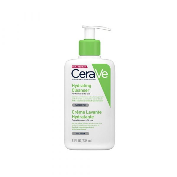 CeraVe Hydrating Cleanser 236ml Smartmom Bangladesh