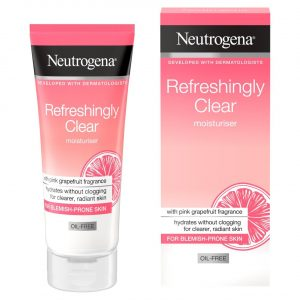 Neutrogena Refreshingly Clear Oil Free Moisturiser 50ml Smartmom Bangladesh