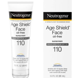 Neutrogena Age Shield Face Oil-Free Sunscreen with Broad Spectrum SPF-110 88ml Smartmom Bangladesh