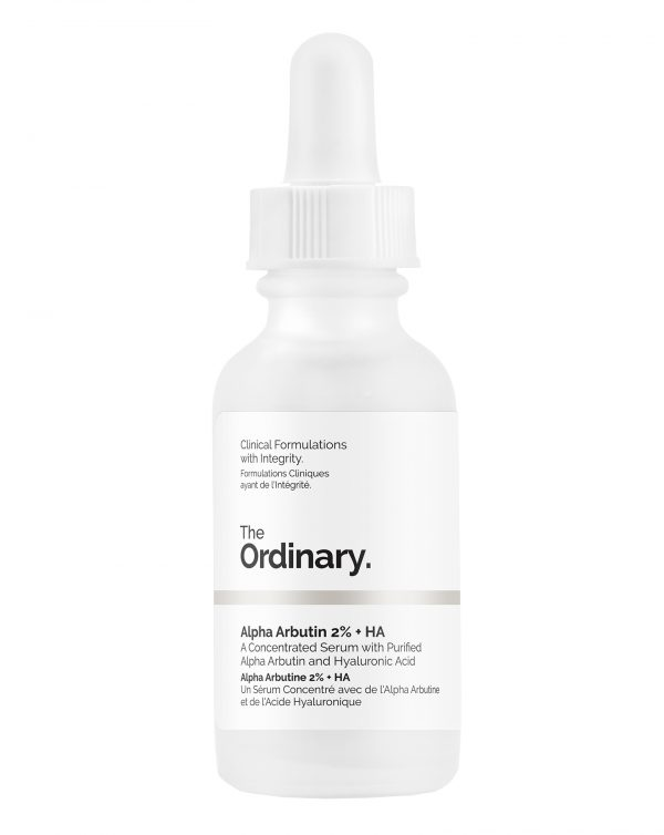 The Ordinary Alpha Arbutin 2% +ha Serum Smartmom Bangladesh