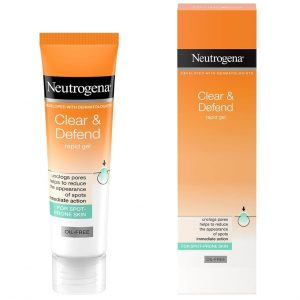 Neutrogena Clear & Defend Rapid Gel 15ml Smartmom Bangladesh