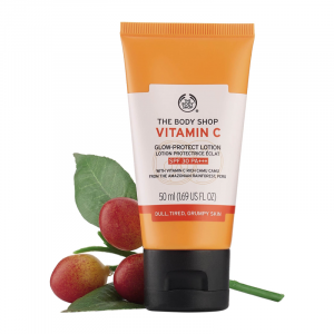 The Body Shop Vitamin C Glow-Protect Lotion SPF-30 PA+++ 50ml Smartmom Bangladesh