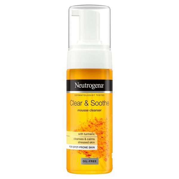 Neutrogena Clear And Soothe Mousse Cleanser 150ml Smartmom Bangladesh