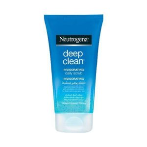 Neutrogena Deep Clean Invigorating Daily Scrub 150ml Smartmom Bangladesh