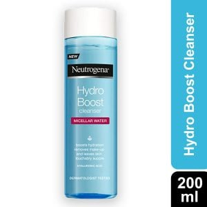 Neutrogena Hydro Boost Cleanser Micellar Water 200 Ml Smartmom Bangladesh