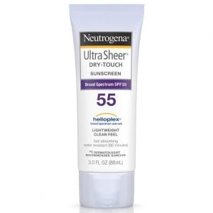 Neutrogena Ultra Sheer Dry Touch Sunscreen Lotion Broad Spectrum Spf 55 88ml Smartmom Bangladesh