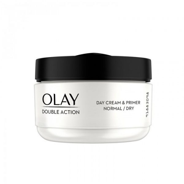 Olay Double Action Day Cream & Primer 50ml Smartmom Bangladesh
