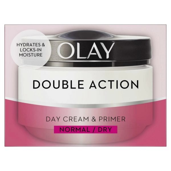 Olay Double Action Day Cream & Primer 50ml2 Smartmom Bangladesh