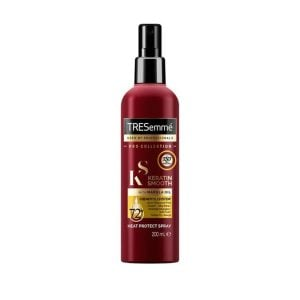 Tresemme Pro Collection Keratin Smooth With Keratin And Marula Oil Heat Protect Spray For Frizzy Damaged Hair 200 Ml Smartmom Bangladesh