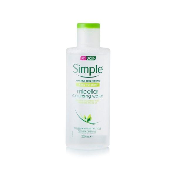 Simple Kind To Skin Micellar Cleansing Water 200ml Smartmom Bangladesh