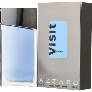 Azzaro Visit For Men Eau De Toilette Vaporisateur Spray 100ml Smartmom Bangladesh
