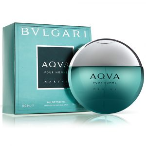 Bvlgari Aqva Pour Homme Marine For Men Eau De Toilette Vaporisateur Natural Spray 100ml Smartmom Bangladesh
