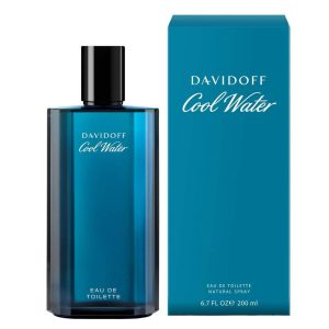Davidvoff Cool Water Eau De Toilette Natural Spray Vaporisateur 200ml Smartmom Bangladesh