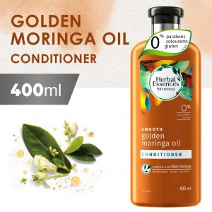 Herbal Essences Biorenew Golden Moringa Oil Conditioner 400ml 11 Smartmom Bangladesh