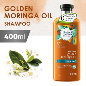 Herbal Essences Golden Moringa Oil Shampoo 400ml Smartmom Bangladesh