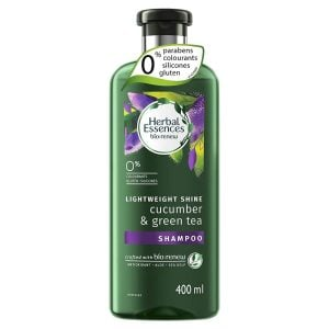 Herbal Essences Light Weight Shaine Cucumber & Green Tea Shampoo 400ml Smartmom Bangladesh