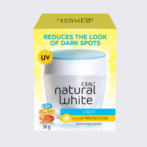 Olay Natural White Light Whitening Cream Uv Smartmom Bangladesh