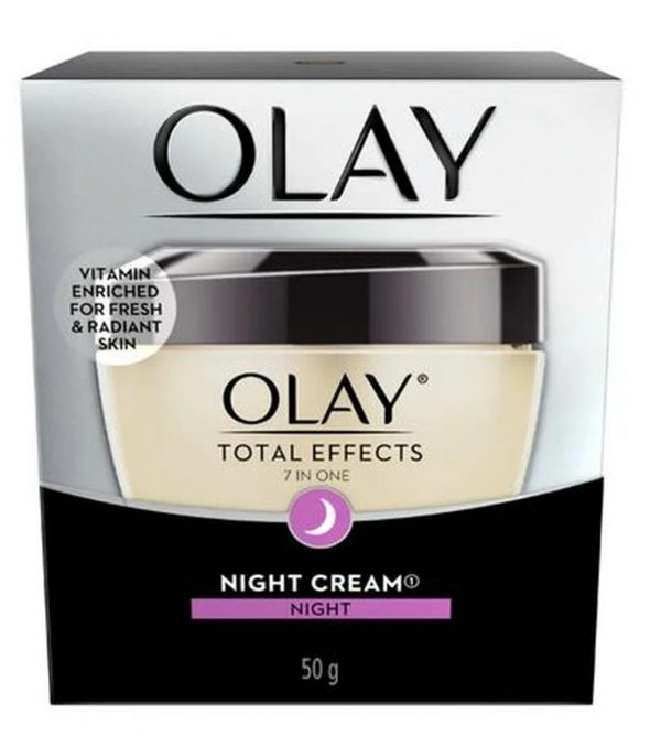 Olay Total Effects 7 In One Night Cream 50gm Smartmom Bangladesh