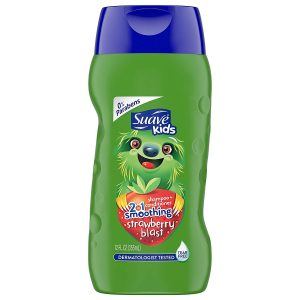 Suave Kids 2 In 1 Shampoo Smoothers Fairy Berry Strawberry 355ml Smartmom Bangladesh