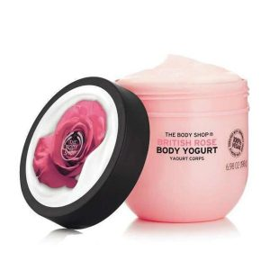 The Body Shop British Rose Body Yogurt 48hr Moisturizer 200ml Smartmom Bangladesh