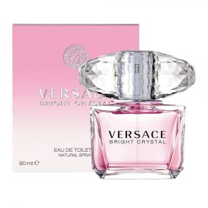 Versace Bright Crystal Eau De Parfum Natural Spray 90ml2 Smartmom Bangladesh