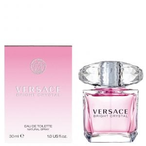 Versace Bright Crystal Eau De Toilette Natural Spray 30ml2 Smartmom Bangladesh